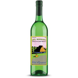 DEL MAGUEY Single Village Mezcal WILD TEPEXTATE