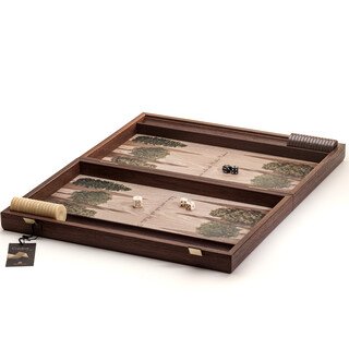 Backgammon Forrest