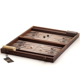 Backgammon Wild Life