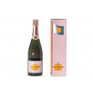 Veuve Clicquot Rosé - Flag Limited Edition