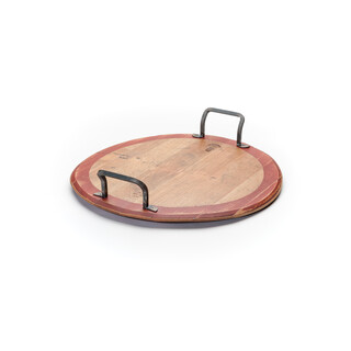 A. P. John Coopers Provence Platter im Red Ring Design