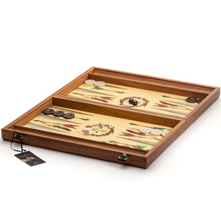 Backgammon Wild and Free
